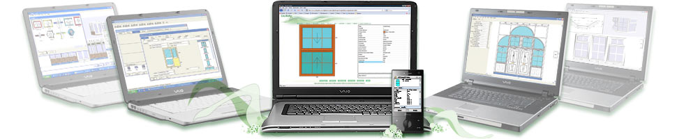 Caliburn Fusion window industry software for windows, doors, conservatories, sunrooms, bays, bows, mulled, frame, panels and more!